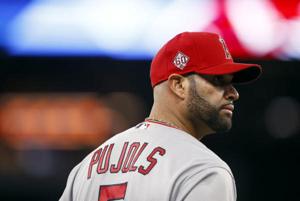 Picture for What can LA Angels do with freed up money from Albert Pujols contract?