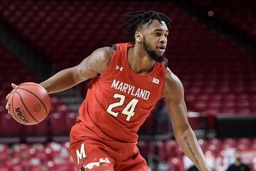 Picture for MM 9.15: Maryland men's basketball forward Donta Scott raises funds for flooded home