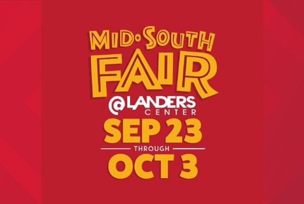 Picture for Mid-South Fair announces music line-up, including a special show featuring Sam Hunt
