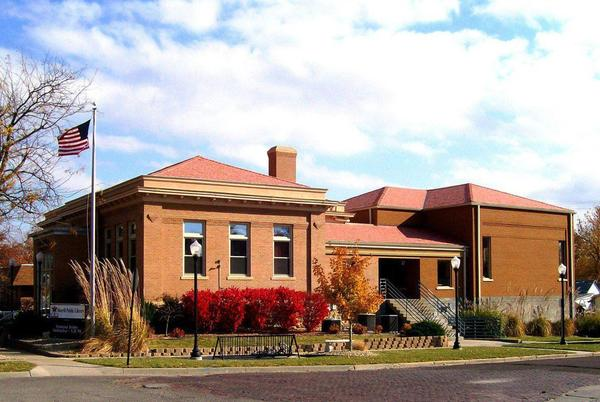 Picture for Morrill Public Library receives Humanities Kansas SHARP Recovery Grant