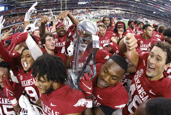 Picture for College football winners, losers, overreactions for Week 4: Arkansas a top-10 team, a new ACC title favorite