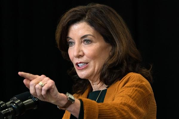 Picture for Siding with AOC, Gov. Hochul kills natural gas power projects in Queens, upstate NY