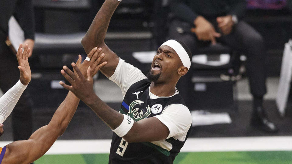 Picture for Bucks' Bobby Portis declining 2021-22 player option
