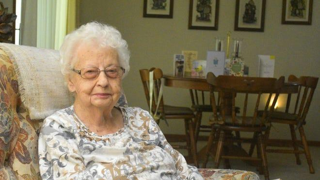 Cover for Meet Your Neighbor: At 104, Myrtle Koch still helping out her community