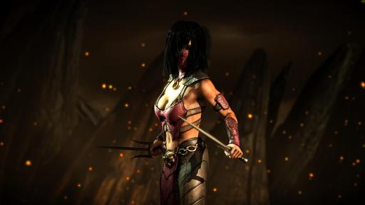 Rumour Mileena Might Come To Mortal Kombat 11 As Playable