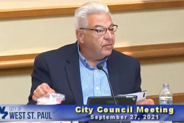 Picture for Watch: West St. Paul councilor gifted a 'bag of d*cks,' responds 'kiss my ass'