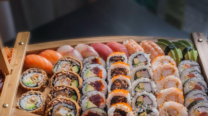 Cover for Where To Get The Best Sushi Around