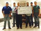 Picture for Choctaw Nation bridging unity with $1M check