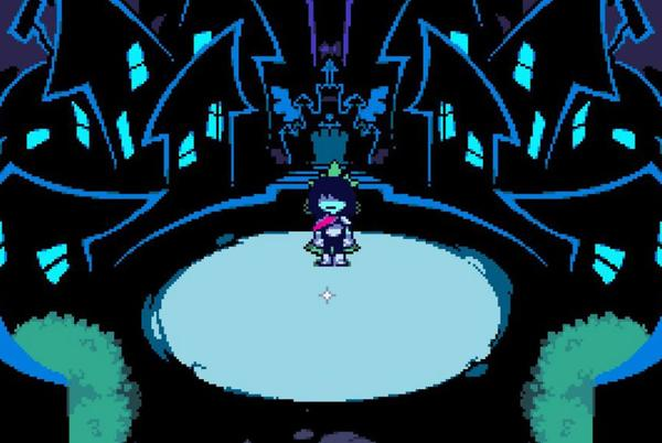 Picture for Surprise! Deltarune Chapter 2 drops September 17th