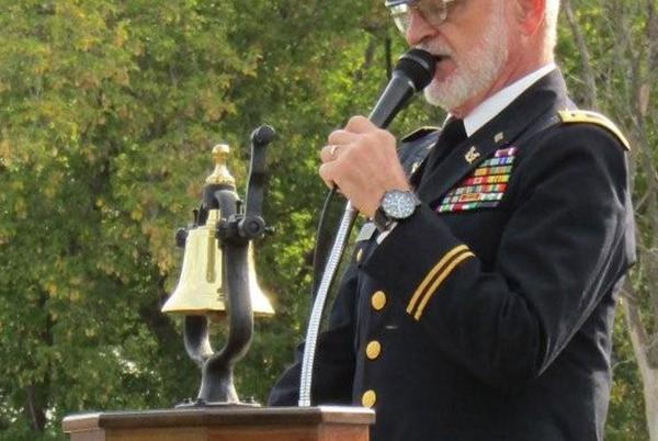Picture for Laporte Legion, Auxiliary host 20th anniversary 911 ceremony