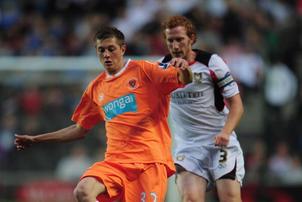 Picture for Tom Barkhuizen grew up supporting Blackpool but now returns as a Preston favourite