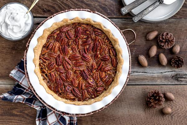 Picture for Menu planner: No Thanksgiving is complete without pecan pie