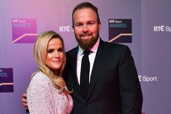 Picture for Who Is Shane Lowry's Wife?