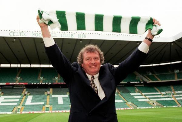 Picture for Celtic send well wishes to Wim Jansen after dementia diagnosis