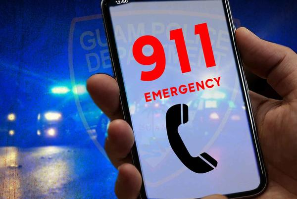 Picture for Emergency 911 lines are back in service