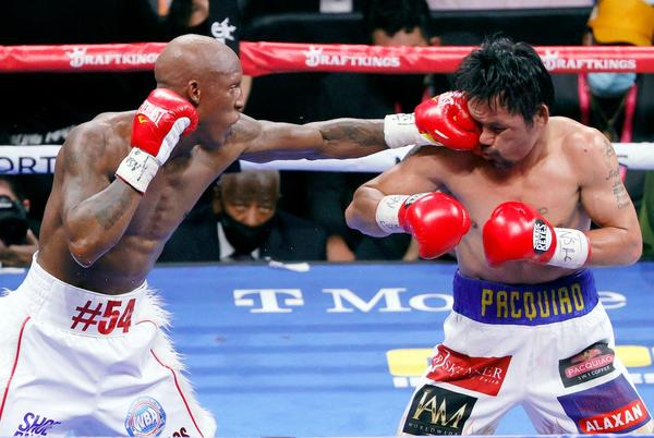 Picture for Retirement looms for Manny Pacquiao as veteran fighter drops shock loss to Yordenis Ugas