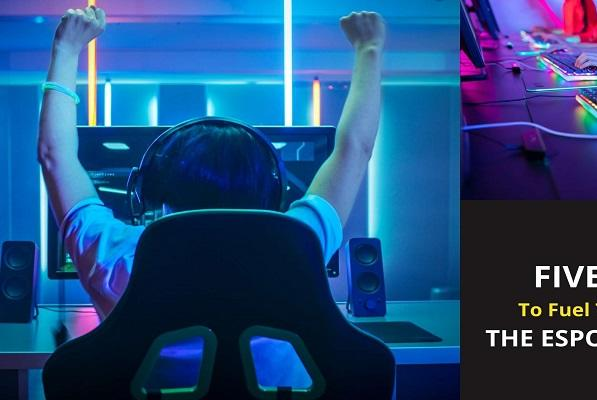 Picture for Guest Column Five things that will fuel the growth of esports industry