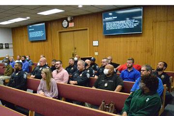 Picture for Emporia Police officers granted $4K retention bonus