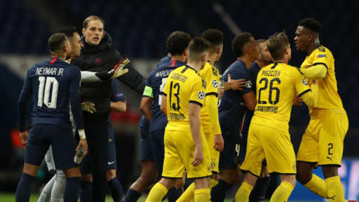 Borussia Dortmund Player Ratings From 2 0 Defeat To Psg Champions League Heartbreak For Bvb News Break