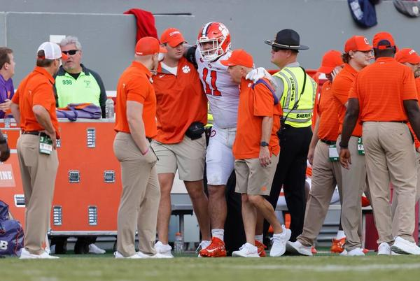 Picture for Dabo Swinney reacts: What Clemson coach said after loss to NC State