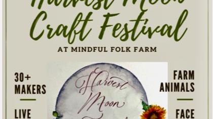 Cover for New Gloucester's Mindful Folk Farm to host fall craft festival