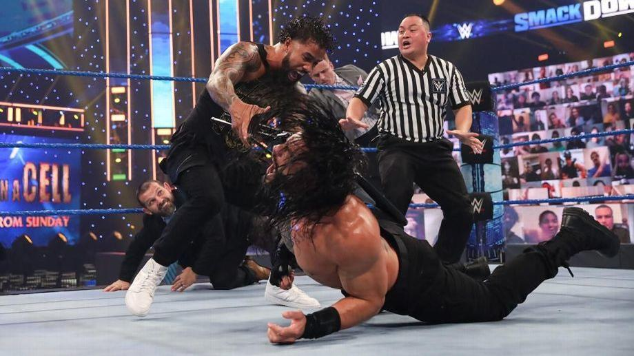 hell in a cell 2020 - photo #13