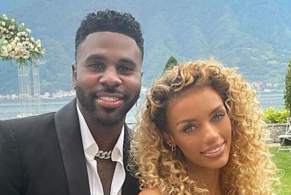 Picture for Jason Derulo splits from Jena Frumes 4 months after welcoming son