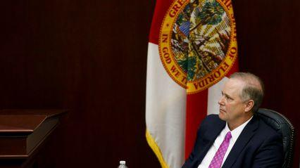 Picture for DeSantis vetoes contraception money backed by Senate President Wilton Simpson