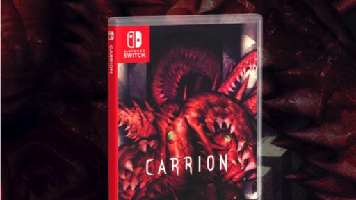 Reverse Horror Game Carrion Slithers Onto Switch This Summer