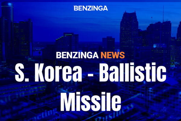 Picture for North Korea says it successfully fired ballistic missiles from railway 'capable of harsh blow' to enemies