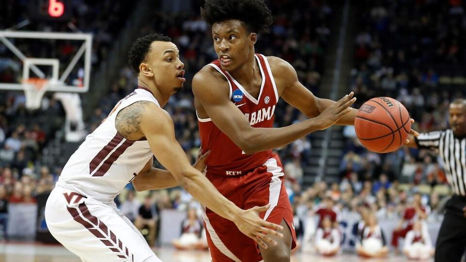 Picture for Crimson Tide Top 5: Men's Basketball