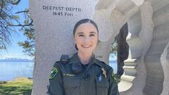 Cover for Meet the new Placer County Sheriff's deputy: Allison Wright