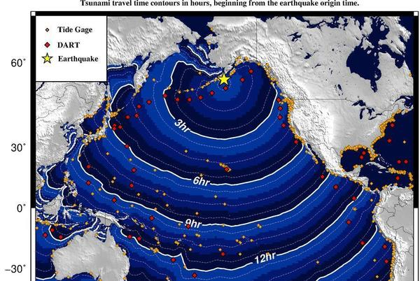 Picture for Here's how the Alaskan earthquake compares to the biggest-ever in U.S. history
