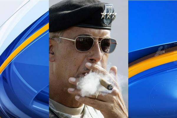 Picture for Ret. Lt. General Russel Honoré says he survived fiery I-10 crash near LaPlace