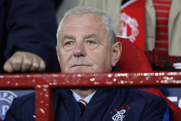 Picture for Scottish soccer coaching great Walter Smith dies at 73