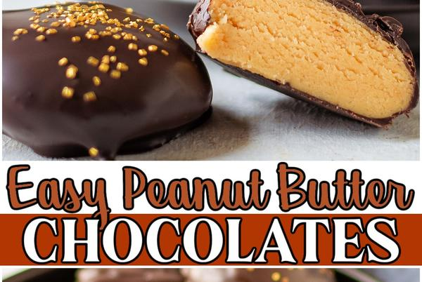 Picture for CHOCOLATE PEANUT BUTTER CANDY