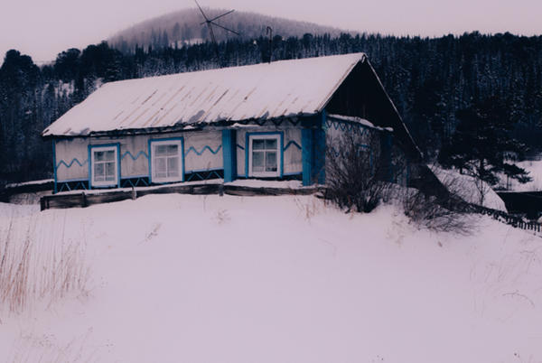 Picture for Vlad Molodez captures the magic and melancholy of growing up in Siberia