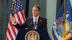 Cover for Cuomo impeachment inquiry nearing completion, chairman says