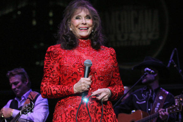 Picture for Loretta Lynn Beautifully Reflects on 59th Anniversary of Becoming a Grand Ole Opry Member: 'Can't Believe It'