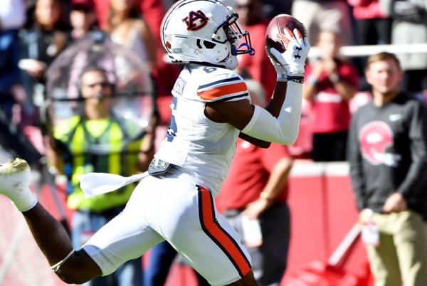 Picture for Auburn Tigers make the top 20 in new AP Top 25 Poll