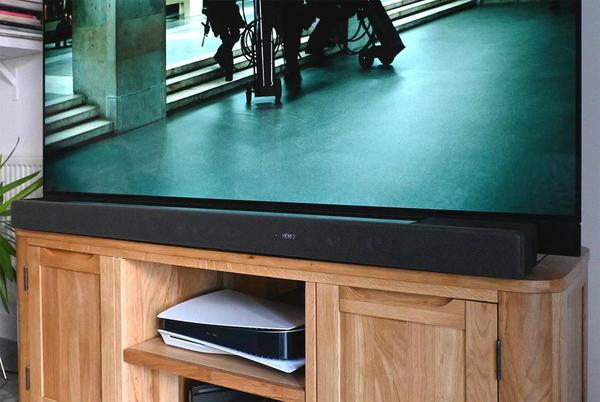 Picture for Sony HT-A7000 soundbar review: All-in-one immersion