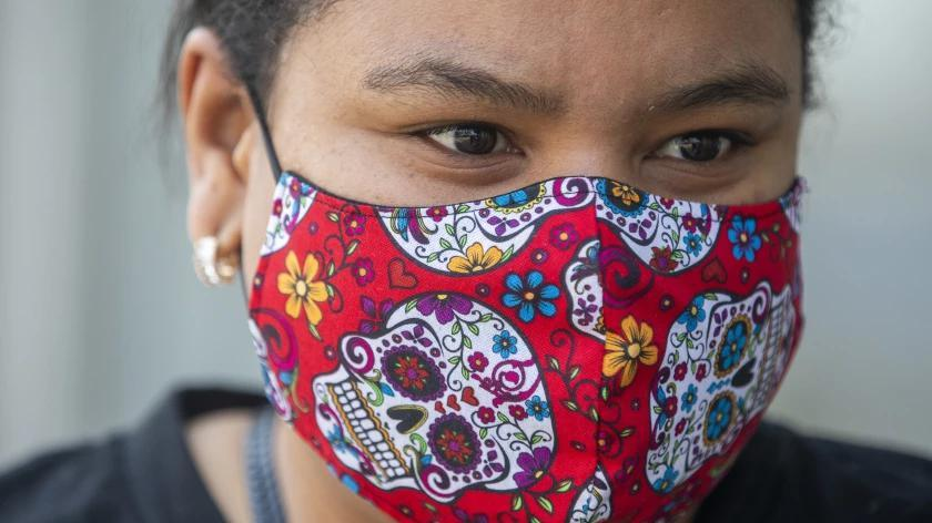 Picture for New alarms over the Delta variant as L.A.'s coronavirus surge worsens