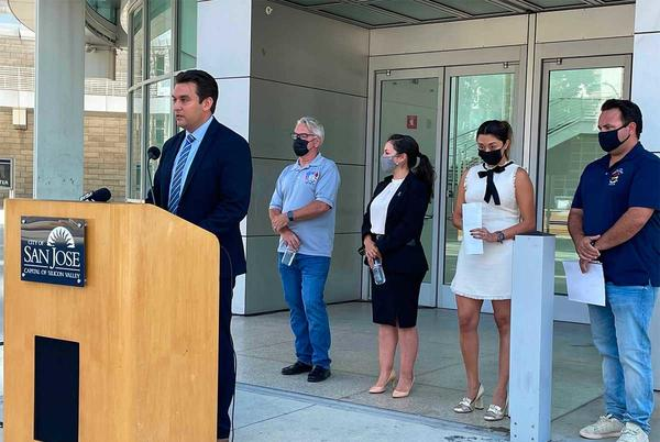 Picture for San Jose committee recommends mental health, gun safety proposals