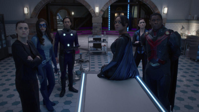 """New Photos for 'Supergirl' Season 6, Episode 4 """"Lost Souls� Released"""