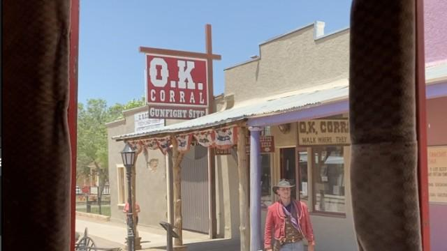 Picture for Wyatt Earp Days returns to Tombstone this weekend
