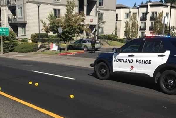 Picture for 2 wounded in daytime shooting in NE Portland