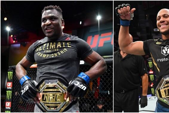 Picture for Report – Francis Ngannou, Ciryl Gane Targeted To Headline UFC 270 In January