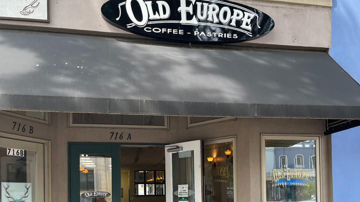 Cover for Old Europe is part of the revitalization of Greenville's downtown