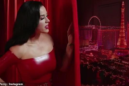 Picture for Katy Perry puts on a vivid display as she matches her hit songs to colors in new Behr and Spotify collaboration
