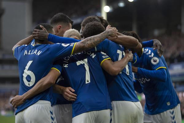 Picture for Midfielder omitted as Everton submit 24-man Premier League squad